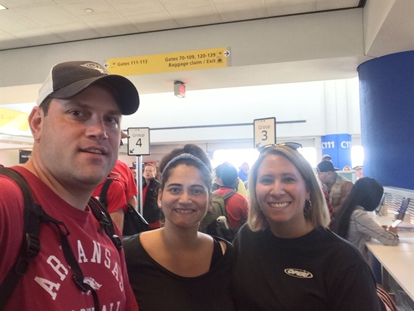 Three OPEIU Nurse Member Volunteers Join Flight to Puerto Rico Provide Necessary Skilled Labor in Hurricane Maria Relief Efforts